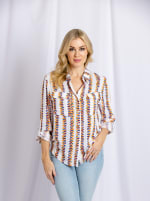 Cooper & Ella Front Button Colby Shirt - 1