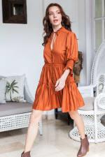 Simone Mini Dress - Plus - 1