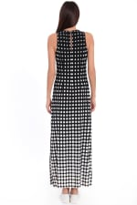 Shannon Halter Slits Maxi Dress - 2