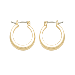 Museum Collection Gold Small Hoop - 1
