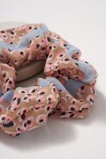 Leopard Print Scrunchies - 2
