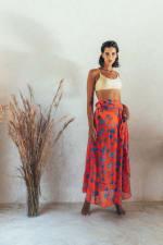 Maxi Skirt in Aix - 6
