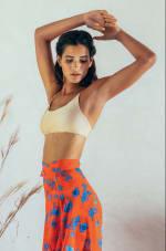 Maxi Skirt in Aix - 5