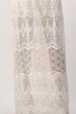 Kaii Aztec Embroidered Maxi Dress - 2