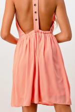 Kaii Eyelet Detail Cami Dress - 2