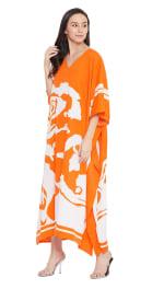 Handmade Maxi Kaftan Dress - Plus - 25