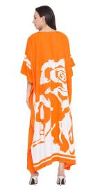 Handmade Maxi Kaftan Dress - Plus - 23