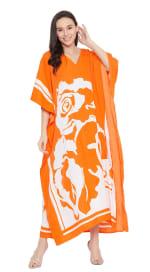 Handmade Maxi Kaftan Dress - Plus - 28