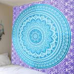 Mandala Versatile Tapestry - 1