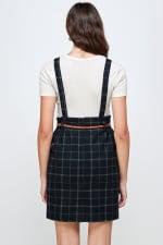 Kaii Suspender High Waisted Skirt - 2