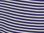 Westport Screen Print Stripe Rib Tee - Plus - 4