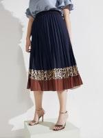 Winsley Animal Print Skirt - 1