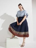 Winsley Animal Print Skirt - 4