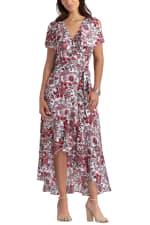 Gigi Parker Wrap Dress - 6