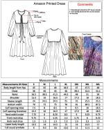 Drawstring Pink Dress - Plus - 8