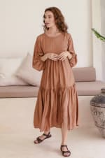 Thalia Midi Dress - 4