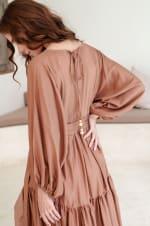 Thalia Midi Dress  - Plus - 4