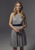 Gabby Skye Knit with Belt - 1