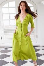 Whisper Light Dress - Plus - 1
