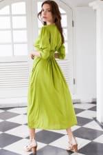 Unlined Whisper Light Dress - 4