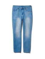 5 Pocket Skinny Ankle Jean - Medium Wash - Front