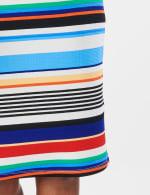 Stripe Dress - Multi - Detail