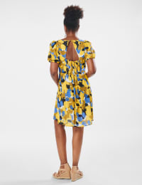 Jennie Dress - Multi - Back