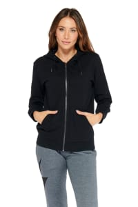 Free Spirit Bolt Hoodie - Black - Back