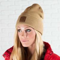 CC® Trendy Beanie - Camel - Back