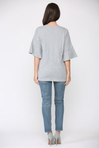 Kristina Knit Top - Back
