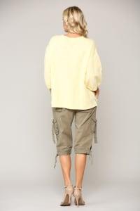 Celeste Knit Top - Back