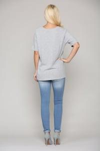 Colette Knit Top - Back