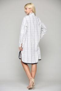 Lucia Tunic Dress - Back