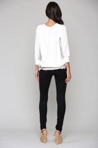 Rachel Knit Top - Multi - Back