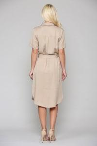 Teresa Tunic Dress - Back