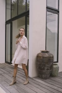 Linen Shirt - Back