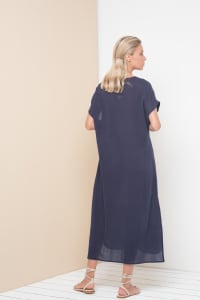 Jaya Tunic - Midnight - Back