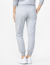 DB Sunday French Terry Jogger - Grey - Back