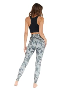 Revolutionary Legging - Army - Back
