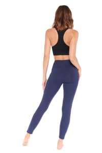 Beeta Legging - Navy - Back