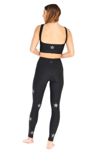 Star Light Star Bright Legging - Black - Back