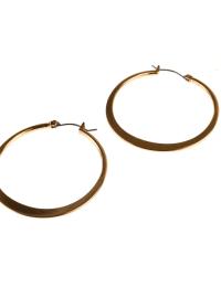 3 Hoop Earrings - Multi - Back