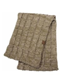 C.C® Two-Tone Multi Color Scarf - Green - Back