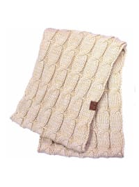 C.C® Two-Tone Multi Color Scarf - Off-White - Back