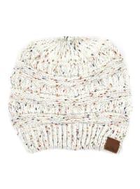 CC® Bun Confetti Beanie - Back