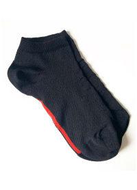 Technical Sport Sneaker Sock No Show - Black - Back