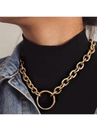 Rockin' Necklace - Back