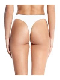Thong Bottom - Plus - White - Back