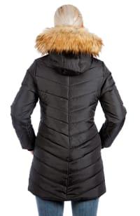 Modern Eternity - Lexi 3-in-1 Maternity Coat - Black - Back