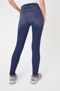 Westport Incrediflex Denim Fit Solution 5 Pocket Skinny Jean - Back